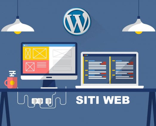 Siti Web WordPress Monza
