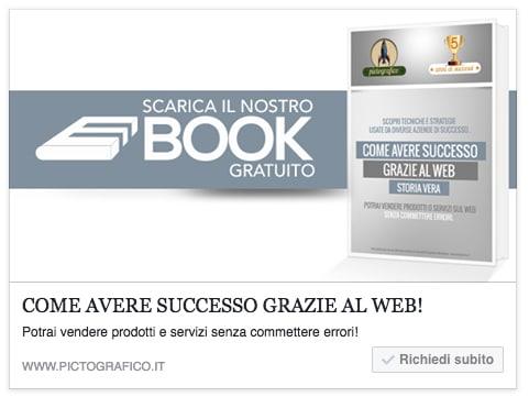 Ebook azienda di successo sul web