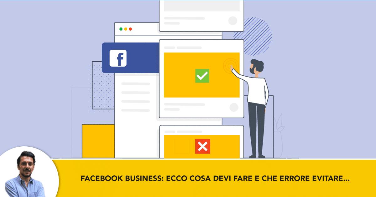 facebook-Business-Cosa-fare-Cosa-Non-fare