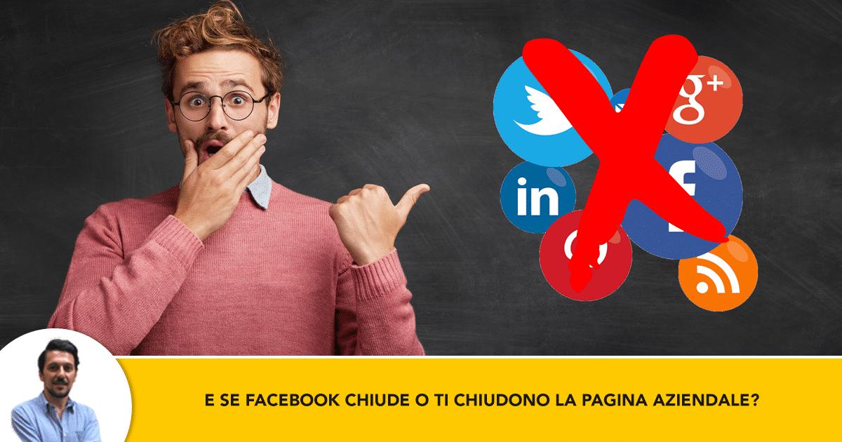 Se-facebook-chiude